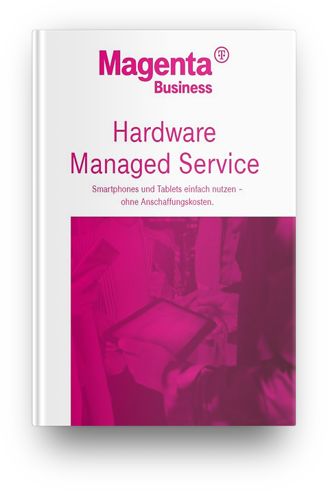 Hardware Managed Service Flyer Cover